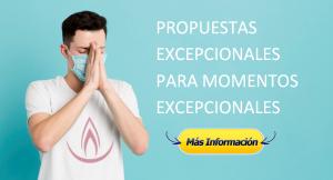 propuestas excepcionales coronavirus pandemia cuarentena
